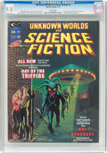 Magazines:Science-Fiction, Unknown Worlds of Science Fiction #1 (Marvel, 1975) CGC NM/MT 9.8 White pages....
