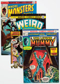 Bronze Age (1970-1979):Horror, Marvel Bronze Age Horror White Mountain Pedigree Group of 11(Marvel, 1970s) Condition: Average VF.... (Total: 11 Comic Books)