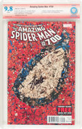 Modern Age (1980-Present):Superhero, The Amazing Spider-Man #700 Verified Signature Series (Marvel,2013) CBCS NM/MT 9.8 White pages....