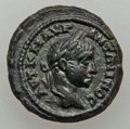 Ancients:Roman Provincial , Ancients: MOESIA INFERIOR. Marcianopolis. Elagabalus (AD 218-222).AE 16 mm (3.12 gm)....