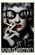 """Movie Posters:Film Noir, Double Indemnity (Zoetrope Galleries, R-2014). Signed Limited Edition Artist's Proof Poster (26"""" X 40"""").. ..."""
