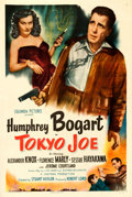 "Movie Posters:Drama, Tokyo Joe (Columbia, 1949). One Sheet (27"" X 41""). From thecollection of William E. Rea.. ..."