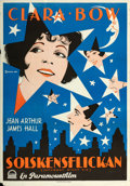 """Movie Posters:Comedy, The Saturday Night Kid (Paramount, 1929). Swedish One Sheet (27.5""""X 39.5""""). Comedy.. ..."""