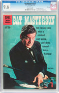 Silver Age (1956-1969):Western, Bat Masterson #2 File Copy (Dell, 1960) CGC NM+ 9.6 Off-whitepages....