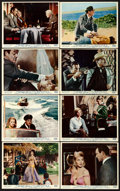 "Movie Posters:James Bond, From Russia with Love (United Artists, 1964). British Front ofHouse Color Photo Set of 8 (8"" X 10"").. ... (Total: 8 Items)"