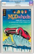 Bronze Age (1970-1979):Miscellaneous, Mod Wheels #2 File Copy (Gold Key, 1971) CGC VF/NM 9.0 Off-whitepages....