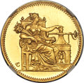 France: Louis Philippe I gold Proof Essai 20 Francs 1830 PR65 Cameo NGC