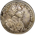 Russia, Russia: Peter I Rouble 1710 Obverse Lamination, Mint Error, VF20 NGC,...