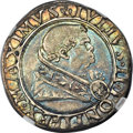 Italy:Papal States, Italy: Papal States. Pope Julius II Giulio ND (1503-1513) XF45NGC,...
