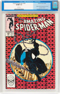 Modern Age (1980-Present):Superhero, The Amazing Spider-Man #300 (Marvel, 1988) CGC VF/NM 9.0 Whitepages....