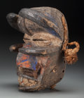 Tribal Art, WOBE, Liberia. Mask...
