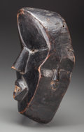Tribal Art, DAN (Gio / Geh Subgroup), Liberia. Unusual Mask...