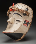 Tribal Art, AFIKPO IGBO, Nigeria. Mask...