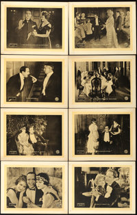 "Mr. Fix-It (Artcraft, 1918). Lobby Cards (8) (11"" X 14""). ... (Total: 8 Items)"