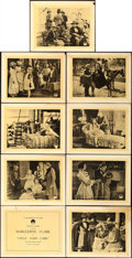 "Movie Posters:Drama, Uncle Tom's Cabin (Paramount, 1918). Lobby Card Set of 9 (11"" X14"").. ... (Total: 9 Items)"
