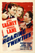 "Movie Posters:Crime, The Roaring Twenties (Warner Brothers, 1939). One Sheet (27"" X41"").. ..."