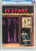 Magazines:Vintage, Playboy V5#3 Newsstand Edition (HMH Publishing, 1958) CGC NM 9.4 White pages....