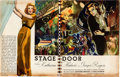 "Movie Posters:Miscellaneous, RKO Exhibitor Book (RKO, 1937-1938). Exhibitor Book (MultiplePages, 9.5"" X 12"").. ..."