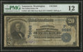 National Bank Notes:Washington, Vancouver, WA - $20 1902 Date Back Fr. 645 The United States NB Ch.# (P)9646. ...