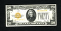 Small Size:Gold Certificates, Fr. 2402 $20 1928 Gold Certificate. Gem New.. A lovely gold certificate with excellent ink colors, fresh and bright paper an...