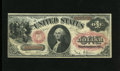 Fr. 27 $1 1878 Legal Tender Fine. This is a fully crisp Ace with the folds of a higher grade. An approximate half inch t...
