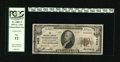 National Bank Notes:District of Columbia, District of Columbia, DC - $10 1929 Ty. 2 NB Ch. # 3425. Type Ones outnumber Type Twos in the Kelly census for this bank...