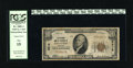 National Bank Notes:Kentucky, Louisville, KY - $10 1929 Ty. 1 The NB Ch. # 5312. Officers C.F.Jones and James B. Brown placed this bank into receiver...