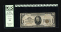 National Bank Notes:Louisiana, Baton Rouge, LA - $20 1929 Ty. 1 The Louisiana NB Ch. # 9834. Officers are J.B. Heroman and W.P. Connell. PCGS Very Go...