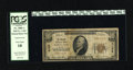 National Bank Notes:Maine, Portland, ME - $10 1929 Ty. 1 The Portland NB Ch. # 4128. Linwood E. Ashton and Charles G. Allen steered this bank throu...