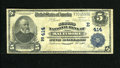 National Bank Notes:Maryland, Baltimore, MD - $5 1902 Plain Back Fr. 598 The Second NB ...