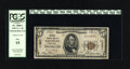 National Bank Notes:Maryland, Baltimore, MD - $5 1929 Ty. 1 National Central Bank Ch. # 11207.Harry H. Hahn and W.E. Katenkamp managed this bank that...