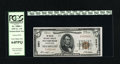 National Bank Notes:Pennsylvania, Pittsburgh, PA - $5 1929 Ty. 1 The Mellon NB Ch. # 6301. Bold embossing dominates this well preserved $5 that has two la...
