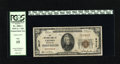 National Bank Notes:Washington, Tacoma, WA - $20 1929 Ty. 1 The NB Ch. # 3417. Bank officers are Edward Ness and S.M. Jackson. PCGS Fine 15....
