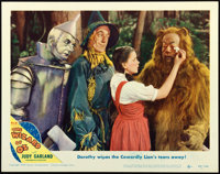 "The Wizard of Oz (MGM, R-1949). Lobby Card (11"" X 14"")"