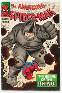 The Amazing Spider-Man #41 (Marvel, 1966) Condition: VG