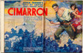 "Movie Posters:Miscellaneous, RKO Exhibitor Book (RKO, 1930-1931). Hardcover Exhibitor Book(Multiple Pages, 11"" X 14"").. ..."