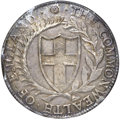 Great Britain, Great Britain: Commonwealth Crown 1653 MS63 NGC,...