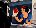 Animation Art:Limited Edition Cel, Snow White and the Seven Dwarfs Sericel (Walt Disney, 1987)....