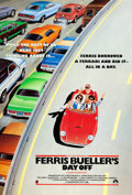 """Movie Posters:Comedy, Ferris Bueller's Day Off (Paramount, 1986). International One Sheet(27"""" X 41"""").. ..."""