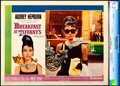 "Movie Posters:Romance, Breakfast at Tiffany's (Paramount, 1961). CGC Graded Lobby Card(11"" X 14"").. ..."