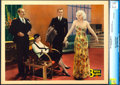 "Movie Posters:Comedy, Three Wise Girls (Columbia, 1932). CGC Graded Lobby Card (11"" X14"").. ..."