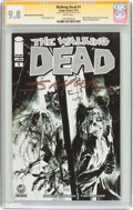 Modern Age (1980-Present):Horror, Walking Dead #1 Wizard World Columbus Sketch Edition - SignatureSeries (Image, 2015) CGC NM/MT 9.8 White pages....