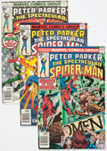 Bronze Age (1970-1979):Superhero, Spectacular Spider-Man #2-12 Box Lot (Marvel, 1978) Condition: Average VF/NM....