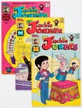 Bronze Age (1970-1979):Cartoon Character, Richie Rich and Jackie Jokers File Copies Box Lot (Harvey, 1973-82)Condition: Average NM-....