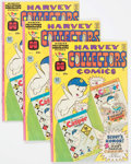 Bronze Age (1970-1979):Cartoon Character, Harvey Collectors Comics #2 Long Box Group (Harvey, 1975)Condition: Average VF/NM....
