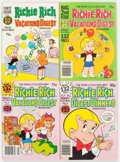 Bronze Age (1970-1979):Humor, Richie Rich and Casper Related Digest Magazine File Copy Long BoxGroup (Harvey, 1978-82) Condition: Average NM-....