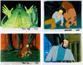 Animation Art:Production Cel, New Adventures of Flash Gordon Production Cels Group of 7 (Filmation, 1979). ... (Total: 14 Items)