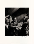 """Movie Posters:Film Noir, The Treasure of the Sierra Madre by Loomis Dean (Kelton Labs,2001). Autographed Photo (11"""" X 14"""").. ..."""