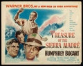 "Movie Posters:Film Noir, The Treasure of the Sierra Madre (Warner Brothers, 1948). TitleLobby Card (11"" X 14"").. ..."