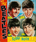 "Movie Posters:Rock and Roll, The Beatles (Whitman, 1964). Scrapbook with Trading Cards (MultiplePages, 11.5"" X 13.5"").. ..."